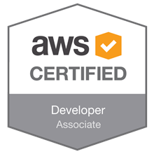 AWS Certified Developer - Specialty badge